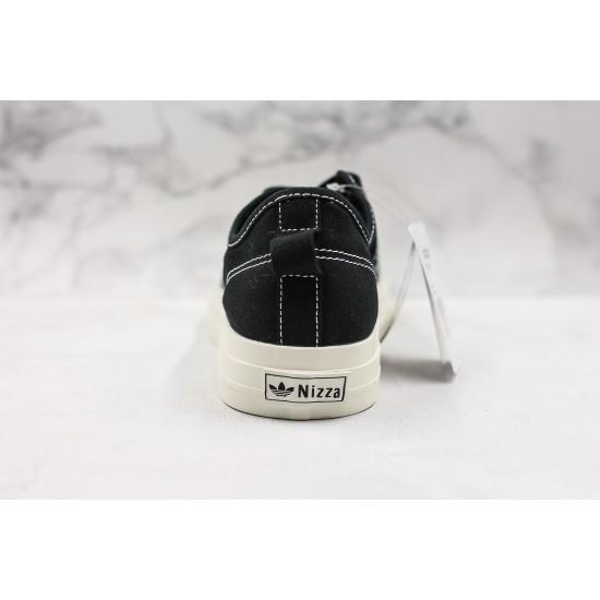 Adidas Adi-ease Black White EE5599