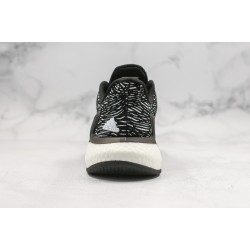 Adidas Alphaboost System All Black White