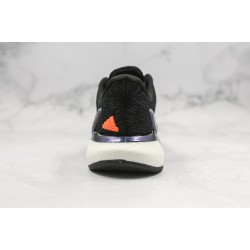 Adidas Alphaboost System Black Orange Blue