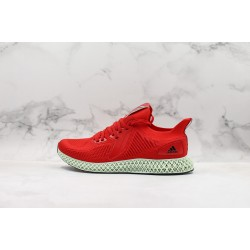 Adidas Alphaedge 4D 2.0 Future M Red Green EF34556