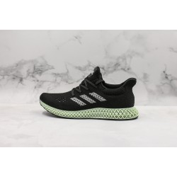 Adidas Alphaedge 4D Ltd M Black Green White