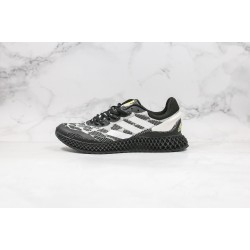 Adidas Alphaedge 4D Ltd M Black White Gray