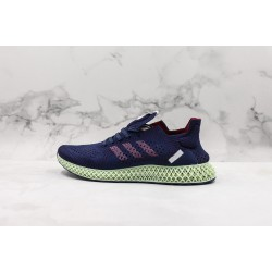Adidas Alphaedge 4D Ltd M Blue Green