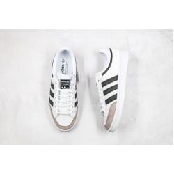 Adidas Americana Low White Black Gray FU9510