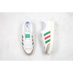 Adidas Americana Low White Red Green EF2509