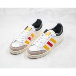 Adidas Americana Low White Yellow Black Red EF2510