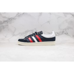 Adidas Americana Low Black Red White EF2511