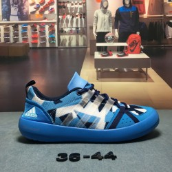 Adidas Climacool Boat Lace Graphic Blue Black White