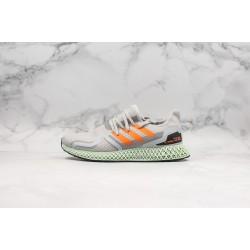 Adidas Consortium ZX 4000 4D Gray Orange