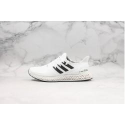 Adidas Consortium ZX 4000 4D White Black