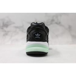 Adidas Falcon W Black Silver Blue