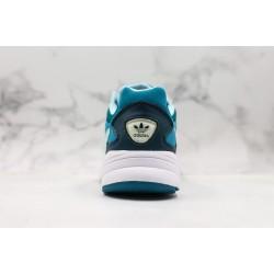 Adidas Falcon W Blue Gray White