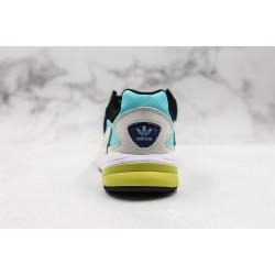 Adidas Falcon W Gray Black Blue