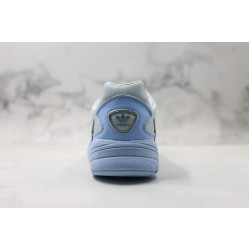 Adidas Falcon W Gray Blue Green