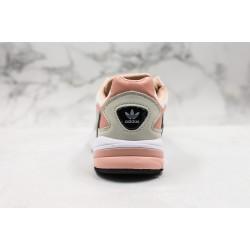 Adidas Falcon W Gray White Pink