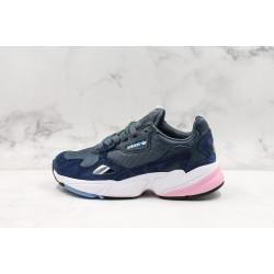 Adidas Falcon W Blue White Pink