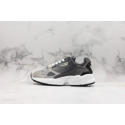 Adidas Falcon W Gray Black White