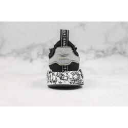 Adidas NMD Boost Runner PK Black White