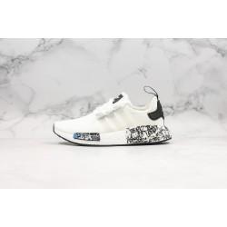 Adidas NMD Boost Runner PK White Black