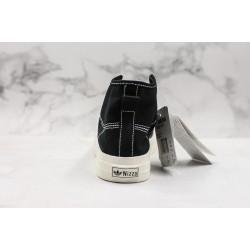 Adidas Nizza Hi Black White F34057