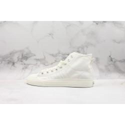 Adidas Nizza Hi All White F34941