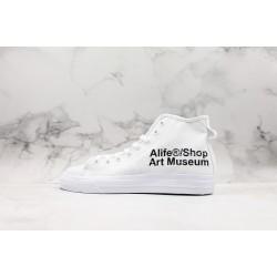 Alife x Adidas Nizza Hi Artist Proof White Black G27710