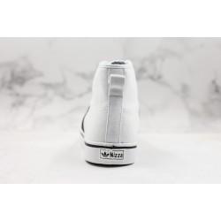 Adidas Nizza M White Black