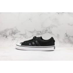 Adidas Nizza M Black White