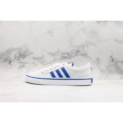 Adidas Nizza M White Blue