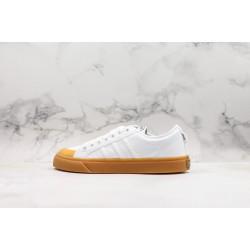 Adidas Nizza M White Brown