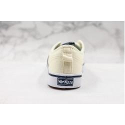 Adidas Nizza White Blue