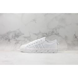 Adidas Nizza All White EE5602
