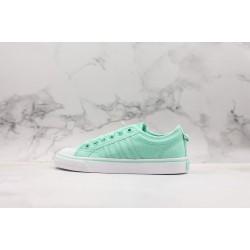 Adidas Nizza Green White B37870