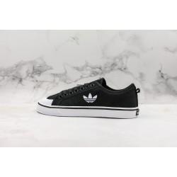 Adidas Nizza White Black