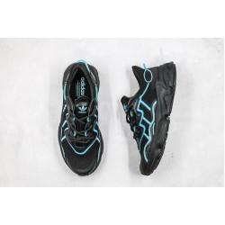 Adidas Originals Ozweego Black Blue FV3593 36-45