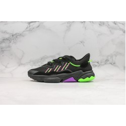 Adidas Ozweego Adiprene Black Green Purple 36-45