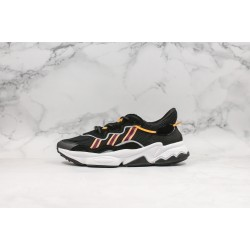 Adidas Ozweego Adiprene Black Orange Red 36-45