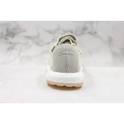 Adidas Pure Boost Clima Gray White CM8239