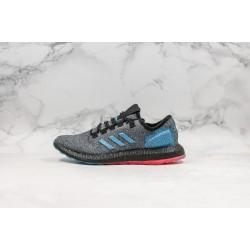 Adidas Pure Boost Black Blue