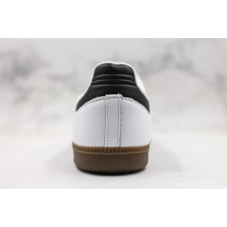 Adidas Samba Millenium Club White Black Gray