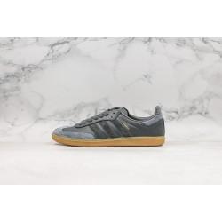 Adidas Samba Millenium Club Black Gray Gold