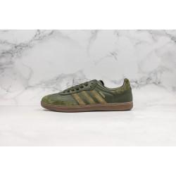 Adidas Samba Millenium Club Green Brown