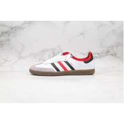 Adidas Samba Millenium Club White Black Red