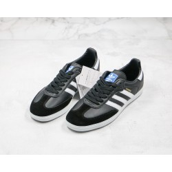 Adidas Samba OG Black White Gold B37294