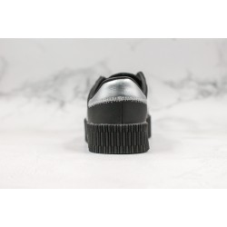 Adidas Samba Rose W Black Silver AQ1134