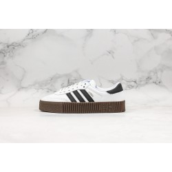 Adidas Samba Rose W White Black AQ1134