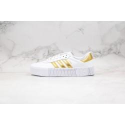 Adidas Samba Rose W White Gold EE4681