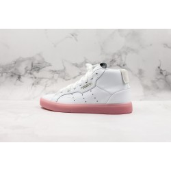 Adidas Sleek W White Pink EE8612