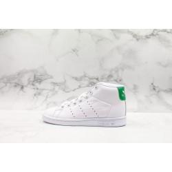 Adidas Stan Smith Mid White Green BB0069 36-45