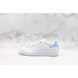 Adidas Stan Smith White Blue White 36-45